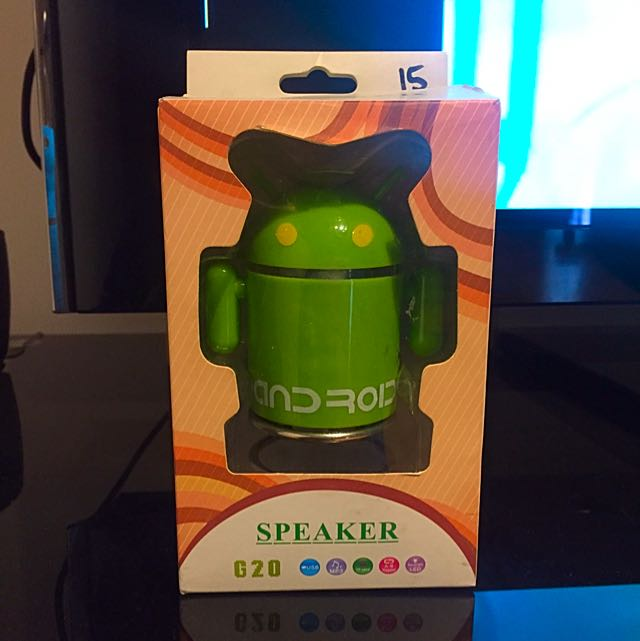 Android Mp3/usb Speaker And Radio