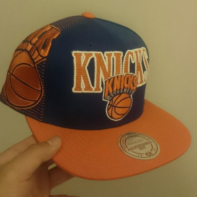 New York Knicks Snapback M&N 棒球帽
