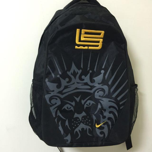 Nike正品黑色背包