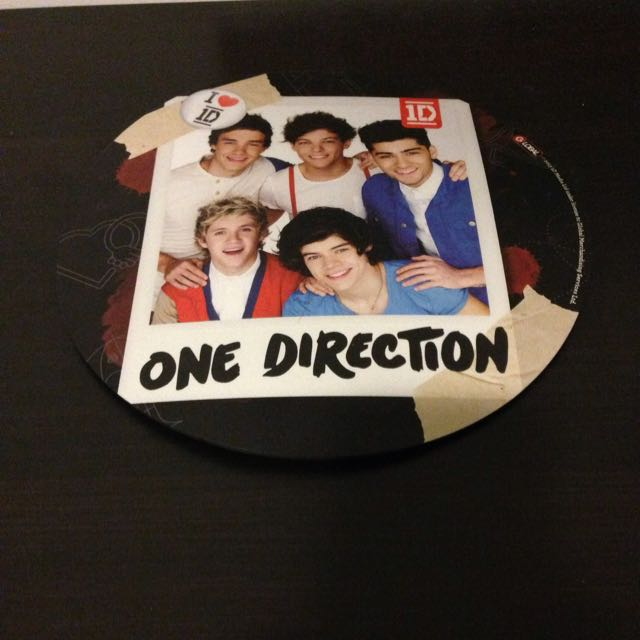 One Direction Mouse Pad