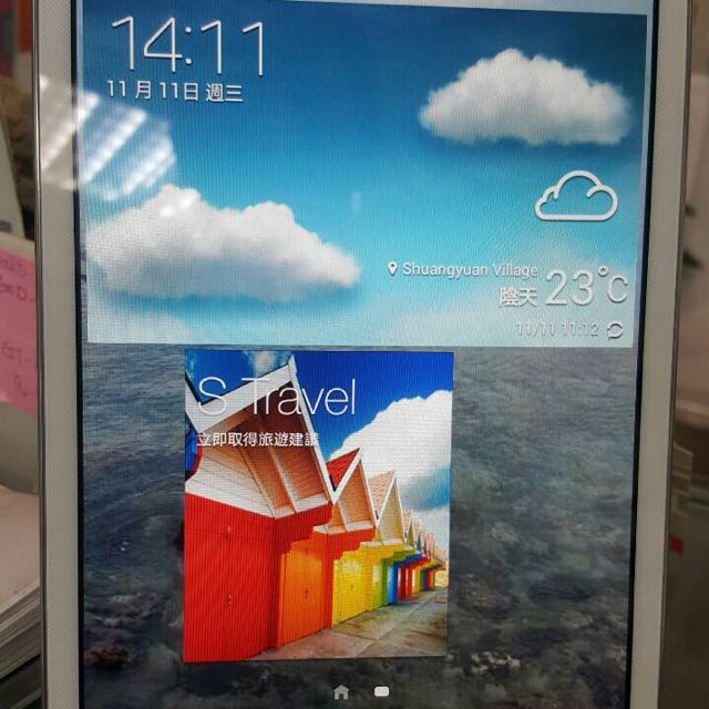 Samsung GALAXY Tab 3 (8吋)Wi-Fi 平板