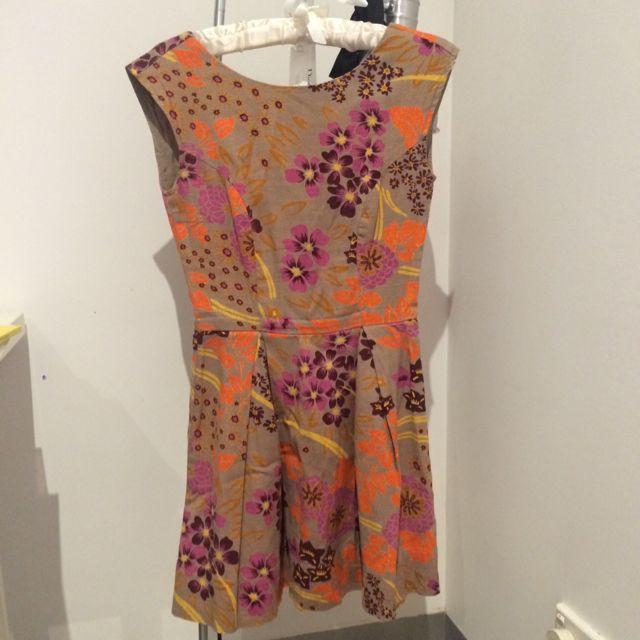 Tigerlily Floral Dress Au6