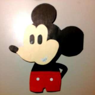 米老鼠 手工卡片