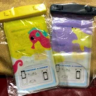 手機防水袋 療癒系動物版