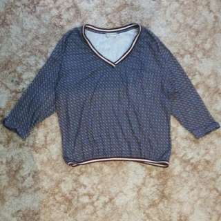 Pull & Bear Top Size 8 Bought In Singapore