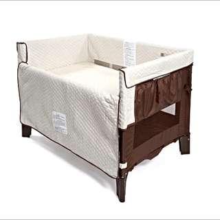 Arm's Reach Co-Sleeper  ( Side Bed ) @ $280