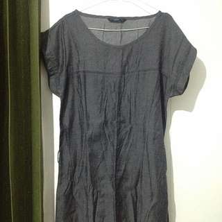 Grey dress from Comtempo