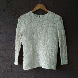 Sportscraft Lace Top