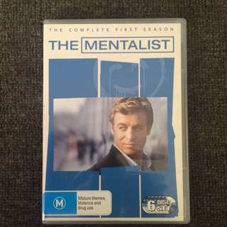 The Mentalist Season 1