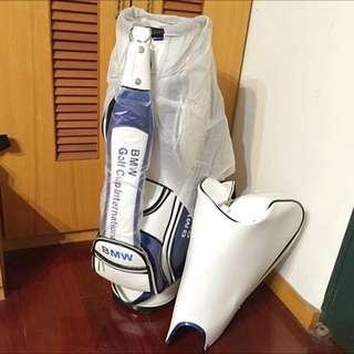 (待面交)2015 BMW 高爾夫球球袋  (全新現貨)