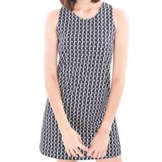 RWB Laurent Printed Shift Dress (brand new)