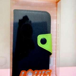 Padfone2 黑綠色掀蓋手機皮套 全新便宜賣 只賣100