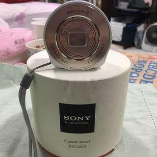 Sony QX-10 外接式數位相機(二手)