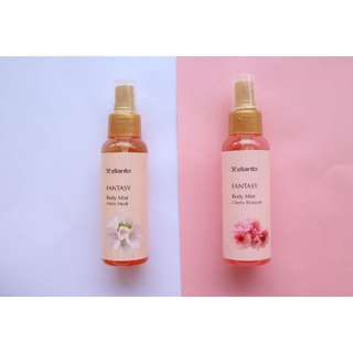 Elianto FANTASY Body Mist (White Musk / Cherry Blossom)