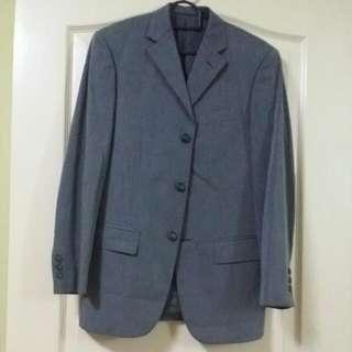 Grey G2000 Suit