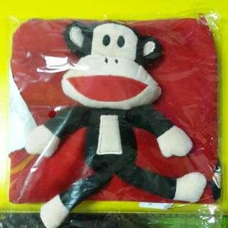 大嘴猴收納袋(小)