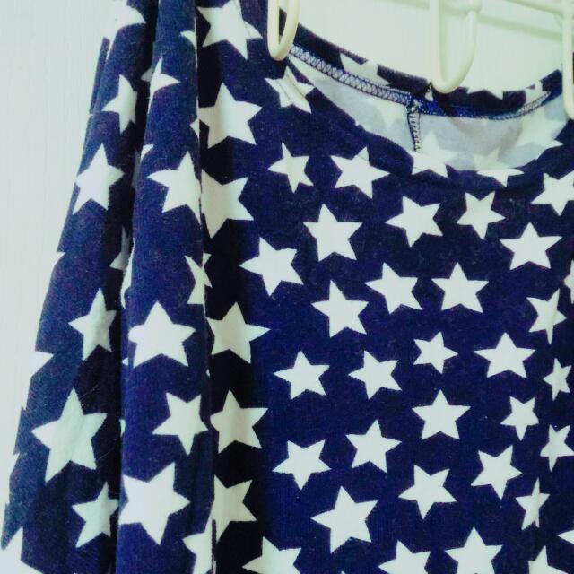 滿版星星🌜長版衣