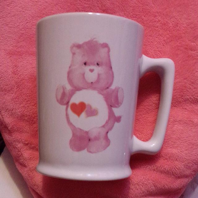 全家 Care Bears 愛心熊 馬克杯