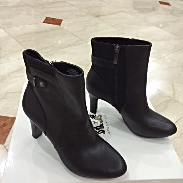 vast selection amazing selection hot new products New Anne Klein Ankle Boots, Women's Fashion on Carousell