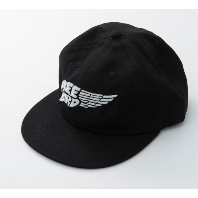 FreeBird 15 FW Logo Cap 帽子 黑/深藍/黃