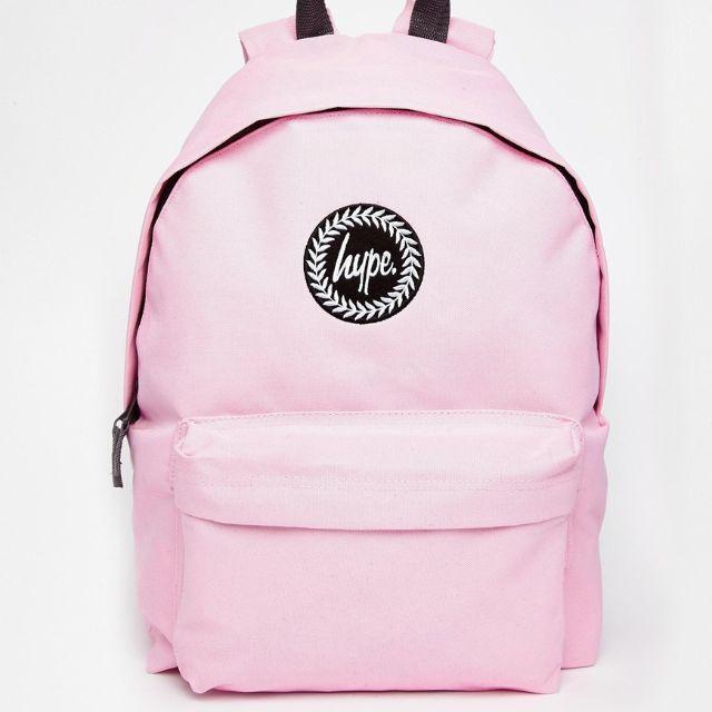 英國代購🎀Hype 粉色素面後背包