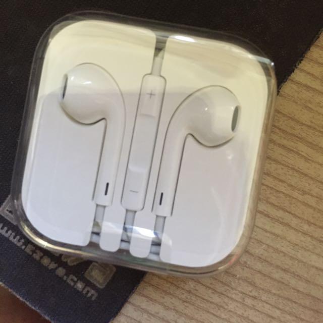 I Phone 5/5s/6  原廠耳機