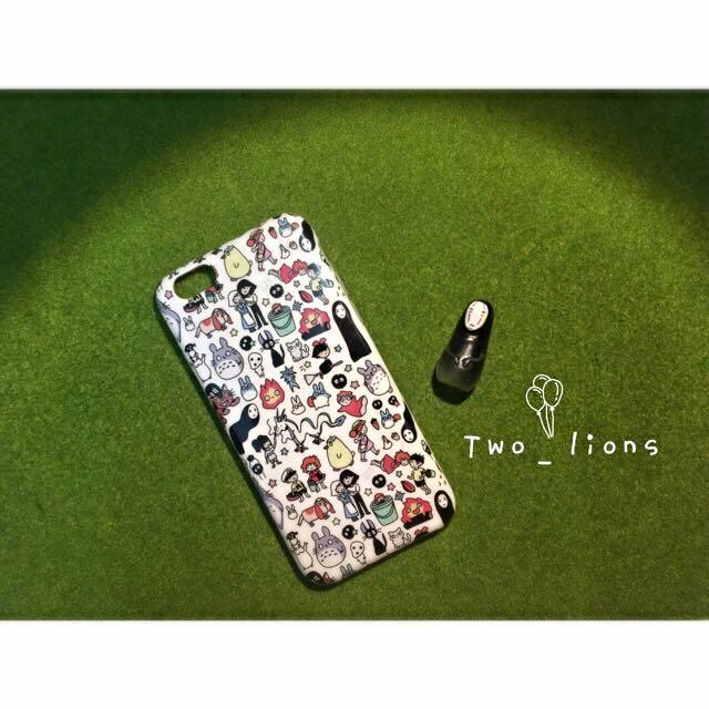 宮崎駿iPhone軟殼