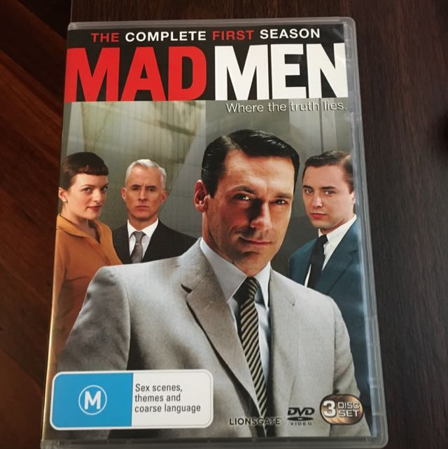 Mad Men Season 1