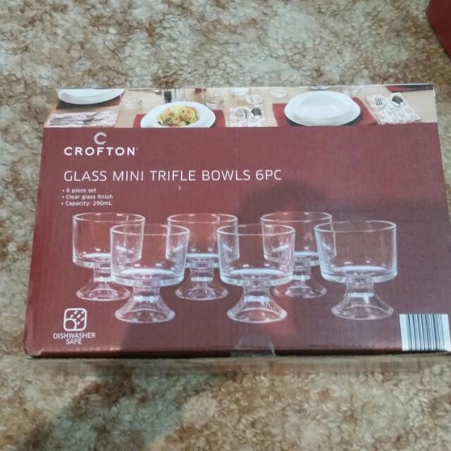 Mini Triple Bowls