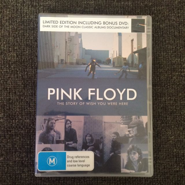 Pink Floyd Wish You Were Here Doco