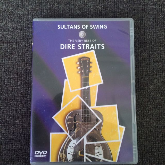 Saultans Of Swing: The Very Best Of The Dire Straits