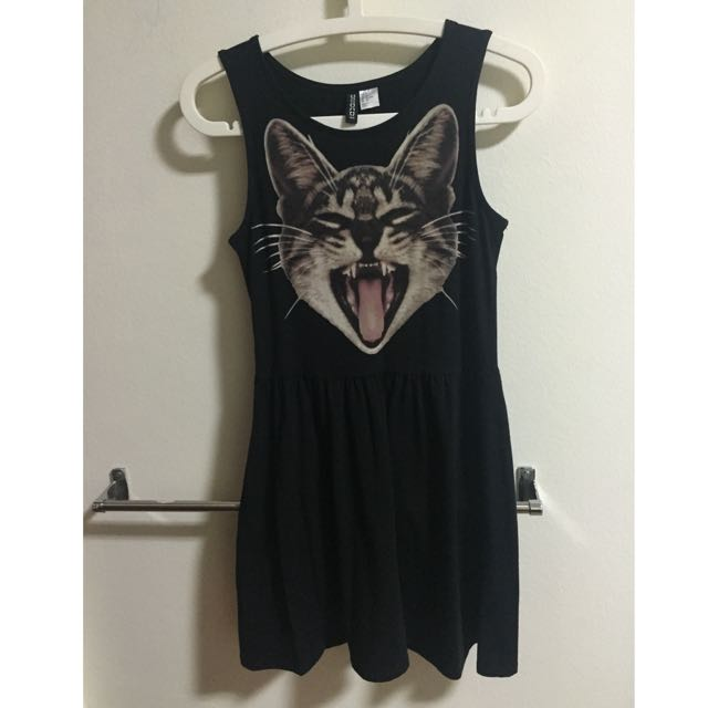 Skater Kitty Dress