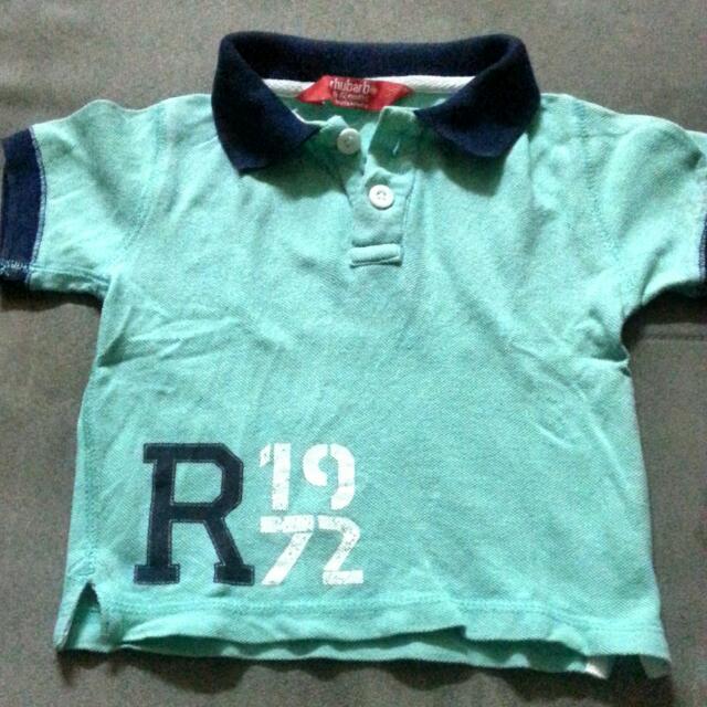 Tshirt Baby 6-12mths
