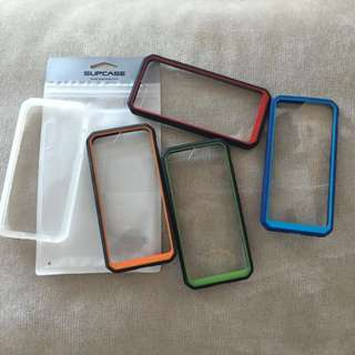 SupCase Transparent Case