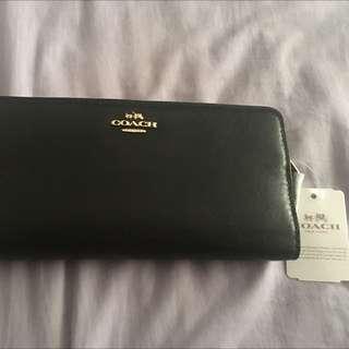 Authentic Coach Ladies Wallet