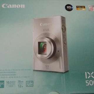 Ixus 500 Canon Digital Camera