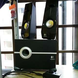 Logitech Speaker System Z103