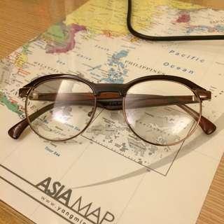 待匯款)復古眼鏡