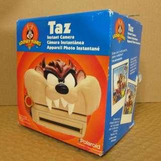 ♞ Polaroid TAZ 旋風狗 盒裝