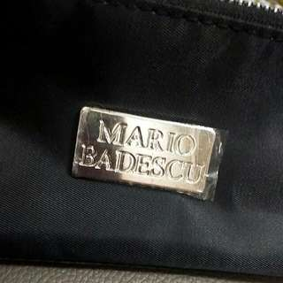 Mario Badescu Travel Beauty Makeup Pouch In Black
