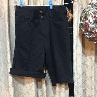 黑色BF褲