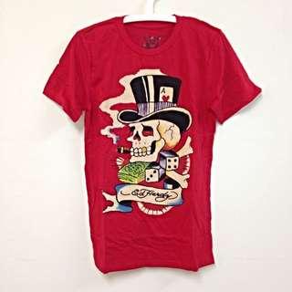 Ed Hardy男版短袖T恤