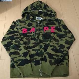 c6953727e930 Bape A Bathing Ape X Keith Haring Parker Hoodie Jacket