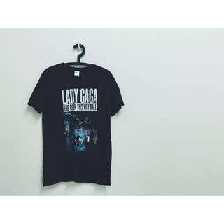 Lady Gaga台灣演唱會棉質T恤