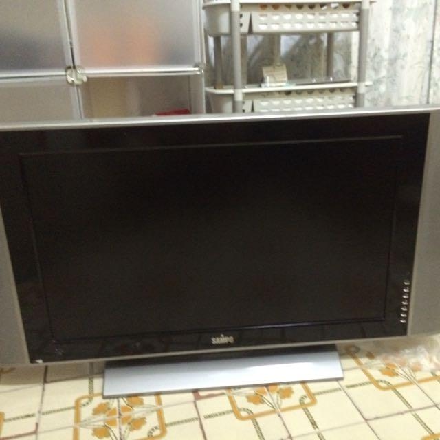 聲寶電漿電視32寸