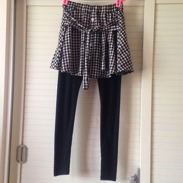 小清新襯衫褲裙