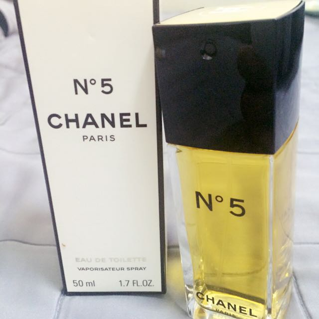 (保留)CHANEL N°5香水(50ml)