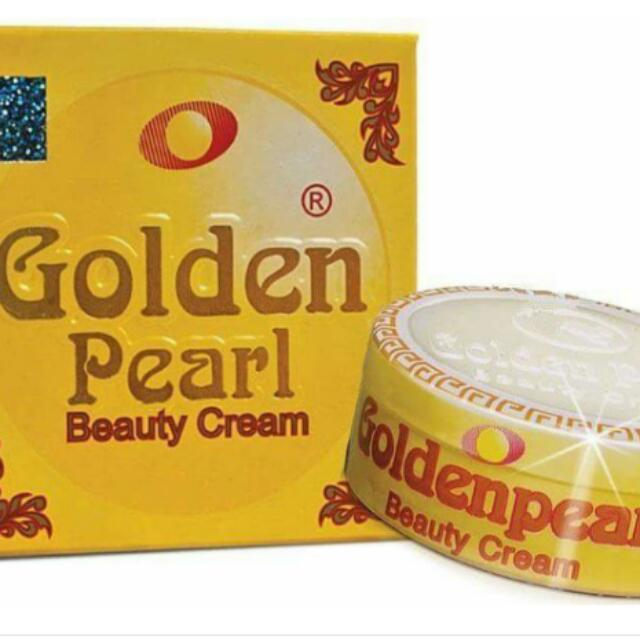 Golden Pearl Cream (From Pakistan)