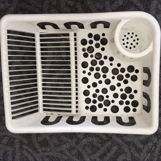 Ikea Dish Tray