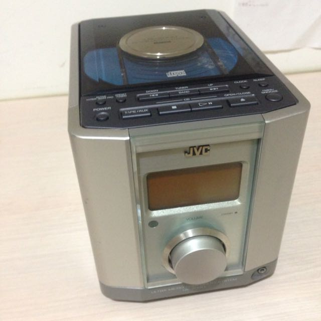 JVC 音響